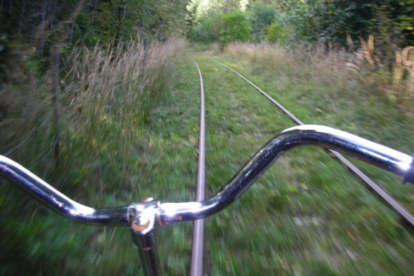 Fahrraddraisine