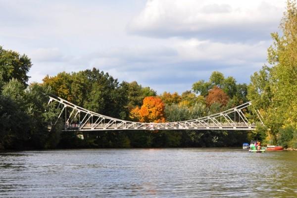 Brücke der Freundschaft