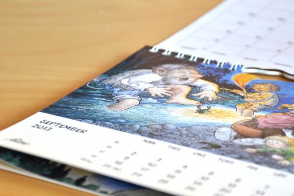 Trollkalender