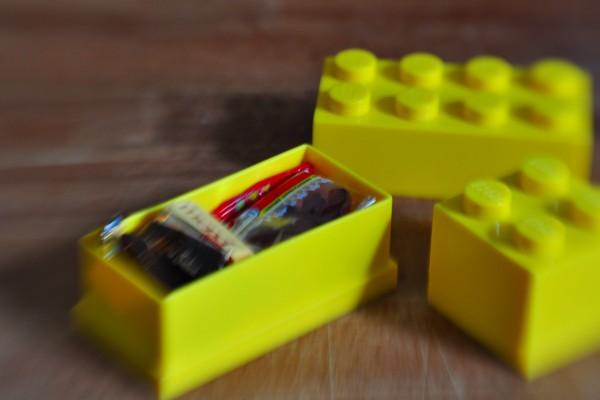 Lego-Frühstücksbox